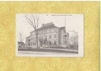 MA Newtonville 1908-29 antique postcard NEWTON CLUB MASS