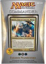Evasive Maneuvers Commander Deck 2013 - ENGLISH - Sealed New MTG ABUGames