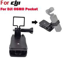 STARTRC Handheld Stabilizer Stand Mount Holder Bracket +Clip For DJI OSMO Pocket