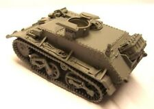 Milicast BG190 1/76 Resin WWII German Panzer IV 736(E) Command Tank