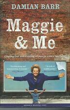 MAGGIE & ME BY DAMIAN BARR ARC SOFTCOVER (2014) COMING OUT AND COMING OF AGE IN