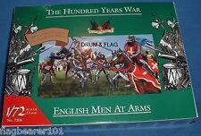 Accurate 7206 inglese men-At-Arms hyw. 47 x 1/72 SCALA FIGURE DI PLASTICA NON VERNICIATA