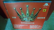 ELLA FITZGERALD the queen  ( jazz ) - italy
