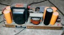 VINTAGE GULBRANSEN POWER AMPLIFIER from console organ - SOLD AS IS UNTESTED