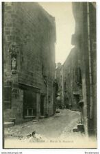 CPA-Carte postale- France -Besse - Rue de la Boucherie ( CP3775 )