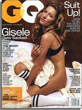 GQ - 2008, July - Gisele Bundchen, Germany's US GI Hospital, Deal With Bad Boss