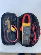 New Listingfluke 376 True Rms Acdc Clamp Meter With Iflex