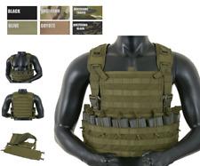 Rifleman Chest Rig West Hybrid Konfigurierbar Airsoft Kampfweste leichte Version
