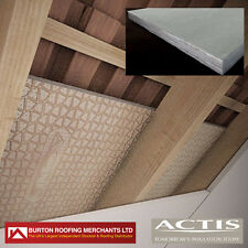 Actis Boost'R Hybrid Breathable Membrane Foil Insulation - Walls & Roofs  10m2