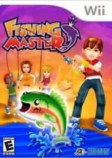 Fishing Master WII New Nintendo Wii