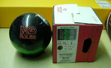 15# 3oz, TW 2.81, Pin 4-4,5 Roto Grip 2017 HP4 NO RULES PEARL  Bowling Ball