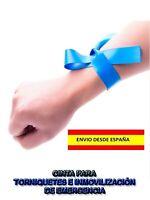 TORNIQUETE CINTA EMERGENCIAS HEMOSTÁTICA CAMPING SENDERISMO PRIMEROS AUXILIOS