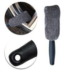 Plastic Handle Microfiber Wheel Tire Rim Brush Wash Washing Cleaner for Car SUV