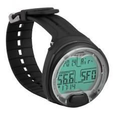 Cressi Dive Computer for Scuba Wrist Watch Nitrox Diving Leonardo Black 4UK