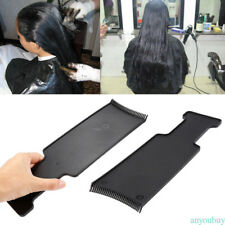 Black Plastic Hair Dye Tint Coloring Brush Hairdressing Salon Tinting comb Y2