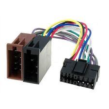 Connettore adattatore cavo ISO JVC autoradio 16 pin