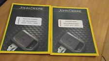 Nice Original OEM John Deere Z400 Z600 EZtrak Loader Operators Manual Bucket USA