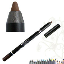 Crayon Eyeliner  Chatain Paillette Waterproof - Marron