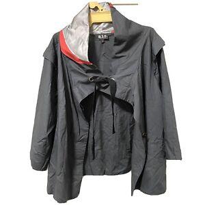 NIC Nicola Waite Jacket Size 6 Grey. Exc Cond
