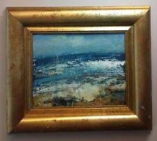 "Original Oil Painting - Impressionist/Abstract Landscape - ""Shoreline II"""