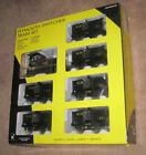 K-Line Kline Plymouth Switcher Train Set / 7 Pieces / Western Maryland K-1437IC