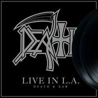 Death - Live In L.A. (NEW 2 VINYL LP)