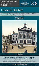 Map of Luton and Hertford 1898 (Sheet map, folded, 2007)