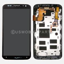Motorola Moto X 2nd Gen XT1092 XT1095 XT1096 LCD Touch Screen Digitizer + Frame