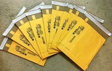 New! 26 Mailer Envelopes Sealed Air 3 sizes #0, #2 and #4 Peel & Seal Cushioned