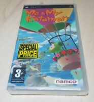 Me and My Katamari  Game PSP UK Pal New Factory Sealed