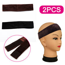 Flexible Velvet Wig Grip Scarf Headband Scarf Wiggery Accesseries Hair Head Band