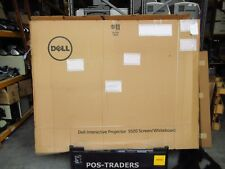 Dell S520 PTDRV Interactive Projector Screen / Whiteboard only NEW NEU IN BOX