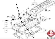 Sealing Flange/Profile Gasket BMW E46 316i, 320i N42 & N46 engines 11377502022