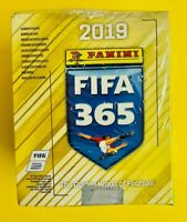 2019 Panini FIFA 365 Stickers HUGE 50 Pack Factory Sealed Box-250 Stickers NEW