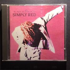 A New Flame by Simply Red (CD, Feb-1989, Elektra (Label))