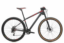2015 Cannondale F29 Carbon 3 Mountain Bike Medium SRAM X7 X9 Stans Lefty