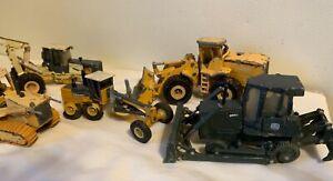 Ertl John Deere Diecast Farm & Construction Vehicles Junk Yard Look