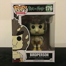 POP ! Anmation - Rick and Morty 176 Birdperson - FUNKO