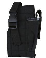 Kombat tactical molle holster avec Pistolet Mag Pouch Noir