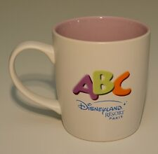 Disneyland Paris mug ABC Resort MIckey Mouse France