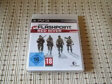 Operation Flashpoint Red River für Playstation 3 PS3 PS 3 *OVP*