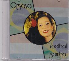 Orsaya-Voetbal Samba promo cd single