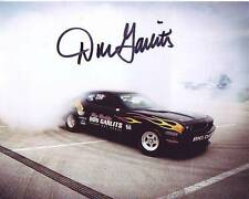 DON BIG DADDY GARLITS signed autographe​d NHRA photo