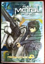 (C1)DVD - FULL METAL PANIC - Mission 01 - 4 Episodes - NEUF