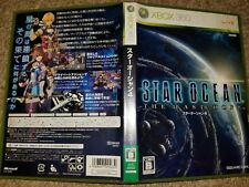 Star Ocean The Last Hope Japanese Import Xbox 360 NTSC-J US SELLER No Manual