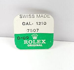 Genuine Rolex Spare Part No 7507 Third Wheel Sealed Caliber 1210