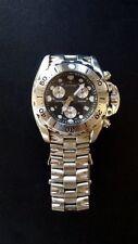 Sector 600 Chronograph, 200m stainless steel, swiss made quartz men's watch