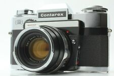 """Near Mint"" Zeiss Ikon Contrex Super w/ Planar 50mm f2 lens from Japan #69"