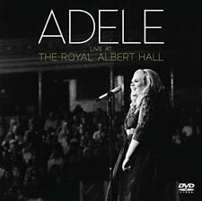 Adele - Live At The Royal Albert Hall (NEW DVD+CD)