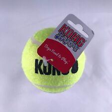 KONG Dog SqueakerAIR MEDIUM Tennis Ball. Squeaks, Fetch Toy, Floats New!